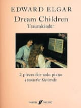 Dream Children - Opus 43 ELGAR Partition Piano - laflutedepan.com