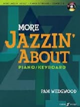 Pam Wedgwood - More Jazzin' About Piano - Partition - di-arezzo.fr