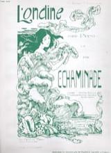 L' Ondine Op. 101 Cécile Chaminade Partition Piano - laflutedepan.com