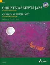 Christmas Meets Jazz Partition Piano - laflutedepan.com