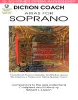 - Diction Coach Arias For Soprano. Volume 1 - Sheet Music - di-arezzo.com