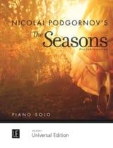 Les Saisons Nicolai Podgornov Partition Piano - laflutedepan.com