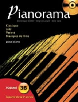 Pianorama 3B Partition Piano - laflutedepan.com