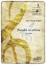 Jean-Claude SOLDANO - Derrière la colline - Partition - di-arezzo.fr