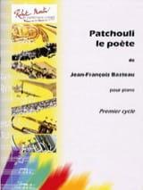 Patchouli le poète Jean-François BASTEAU Partition laflutedepan.com