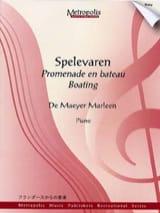 Spelevaren Marleen DE MAEYER Partition Piano - laflutedepan.com