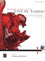 Viva el Tango. Volume 1 Partition Piano - laflutedepan.com