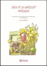 Nicole Berne - Jack et le Haricot Magique - Partition - di-arezzo.fr