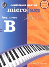Christopher Norton - Microjazz Beginners B - Sheet Music - di-arezzo.com