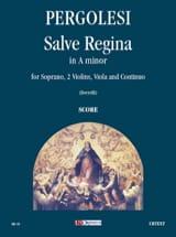 Salve Regina en la mineur. Conducteur laflutedepan.com