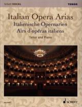 Airs d'Opéras Italiens. Ténor - Partition - laflutedepan.com