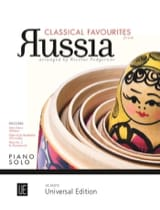 Classical favourites from Russia Partition Piano - laflutedepan.com