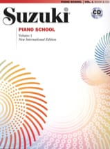 Suzuki - SUZUKI Piano Method - Volume 1 - Sheet Music - di-arezzo.com