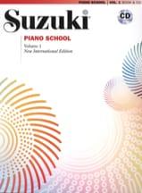 Suzuki - SUZUKI Piano Method - Volume 1 - Sheet Music - di-arezzo.co.uk