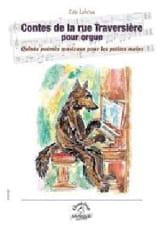 Contes de la rue Traversière Opus 22 Eric Lebrun laflutedepan.com