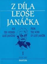 From the work of L. Janacek vol 1 JANACEK Partition laflutedepan