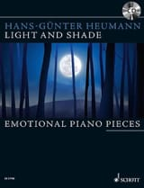 Light and Shade Hans-Günter Heumann Partition Piano - laflutedepan.com