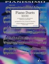 Piano duets - Partition - Piano - laflutedepan.com