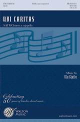 Ola Gjeilo - Ubi Caritas - Sheet Music - di-arezzo.com