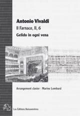 Gelido in ogni vena. Il Farnace - Antonio Vivaldi - laflutedepan.com
