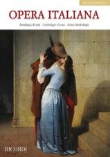 Opera italiana. Mezzo-Soprano - Partition - laflutedepan.com