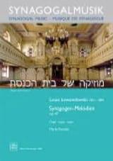 Louis Lewandowski - Synagogen-melodien op. 47 - Partition - di-arezzo.fr