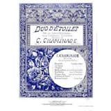 Duo d'étoiles op. 71-5 - Cécile Chaminade - laflutedepan.com