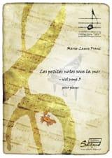 Marie-Laure Franc - Notes sous la mer Volume 3 - Partition - di-arezzo.fr