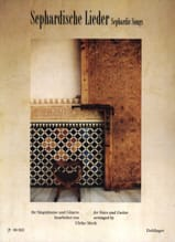 - Sephardische lieder - Partition - di-arezzo.fr