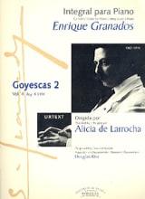 Goyescas - Los Majos Enamorados. Volume 2 laflutedepan.com