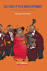 Sull Vincent Van - Les tout p'tits bouts d'chant avec CD - Partition - di-arezzo.fr