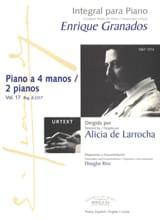 Oeuvres pour piano à 4 mains ou 2 pianos laflutedepan.com