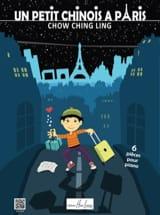 Un petit chinois à Paris Ching-Ling CHOW Partition laflutedepan.com