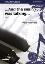 ...And the sea was talking... Peter Heremans laflutedepan.com