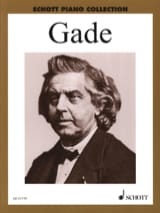 Selected Piano Works Niels Gade Partition Piano - laflutedepan.com