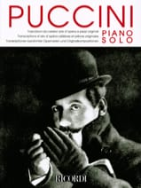 Piano solo Giacomo Puccini Partition Piano - laflutedepan.com