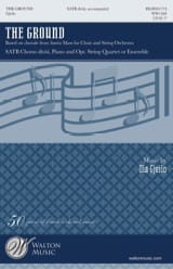 Ola Gjeilo - The Ground - Sheet Music - di-arezzo.com