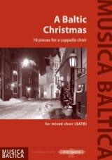 A Baltic Christmas Partition Chœur - laflutedepan.com