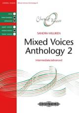Sandra Milliken - Anthologie pour choeur mixte. Volume 2 - Partition - di-arezzo.fr