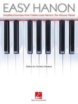 HANON - Easy Hanon - Sheet Music - di-arezzo.com
