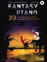 Fantasy Piano. Hans-Günter Heumann Partition Piano - laflutedepan.com