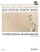 Go you own way. Hans-Günter Heumann Partition Piano - laflutedepan.com