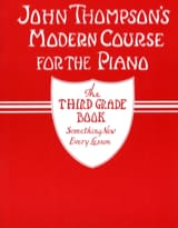 John Thompson - Modern Piano Method Volume 3 - Sheet Music - di-arezzo.com