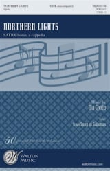 Ola Gjeilo - Northern lights - Sheet Music - di-arezzo.co.uk