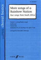 More songs of Rainbow Nation - Partition - laflutedepan.com