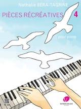 TAGRINE - Pièces récréatives Volume 4 - Partition - di-arezzo.fr