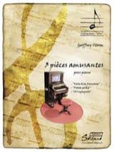 3 pièces amusantes Geoffrey STORM Partition Piano - laflutedepan.com