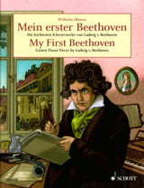My first Beethoven BEETHOVEN Partition Piano - laflutedepan.com