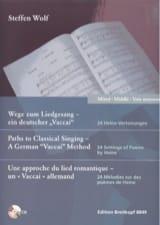 Steffen Wolf - 24 melodies. Average voice - Sheet Music - di-arezzo.com