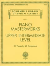 Piano Masterworks. Upper intermediate level - laflutedepan.com